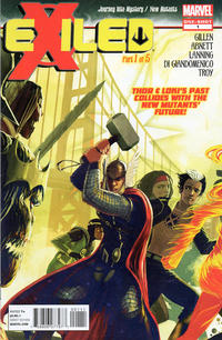Cover Thumbnail for Exiled (Marvel, 2012 series) #1