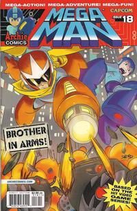 Cover Thumbnail for Mega Man (Archie, 2011 series) #18