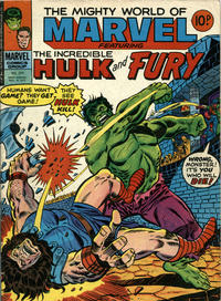Cover Thumbnail for The Mighty World of Marvel (Marvel UK, 1972 series) #270