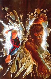 Cover Thumbnail for Bionic Man (Dynamite Entertainment, 2011 series) #14 [Virgin art variant]