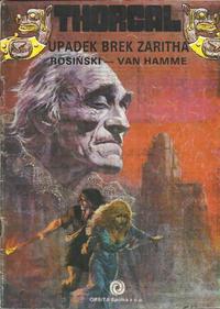 Cover Thumbnail for Thorgal (Orbita, 1989 series) #6 - Upadek Brek Zaritha