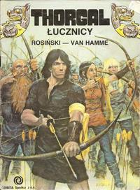 Cover Thumbnail for Thorgal (Orbita, 1989 series) #9 - Łucznicy