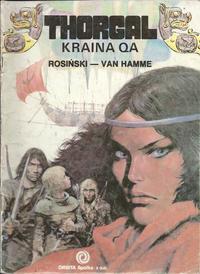 Cover Thumbnail for Thorgal (Orbita, 1989 series) #10 - Kraina Qa