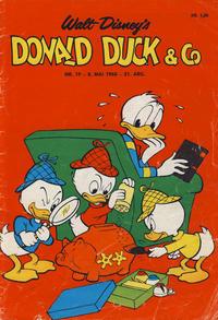 Cover Thumbnail for Donald Duck & Co (Hjemmet / Egmont, 1948 series) #19/1968