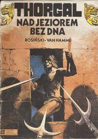 Cover Thumbnail for Thorgal (Krajowa Agencja Wydawnicza, 1988 series) #3 - Nad jeziorem bez dna