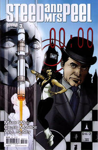 Cover Thumbnail for Steed and Mrs. Peel (Boom! Studios, 2012 series) #3