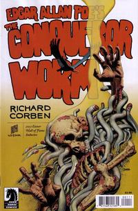 Cover Thumbnail for Edgar Allan Poe's The Conqueror Worm (Dark Horse, 2012 series)