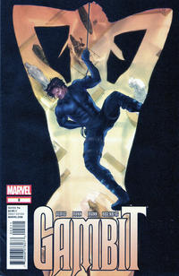 Cover Thumbnail for Gambit (Marvel, 2012 series) #2