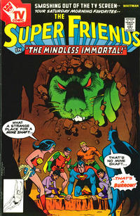 Cover Thumbnail for Super Friends (DC, 1976 series) #13 [Whitman Variant]