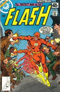 Cover Thumbnail for The Flash (DC, 1959 series) #273 [Whitman Variant]