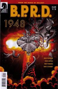 Cover Thumbnail for B.P.R.D.: 1948 (Dark Horse, 2012 series) #1