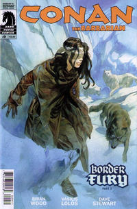 Cover Thumbnail for Conan the Barbarian (Dark Horse, 2012 series) #9 [96]