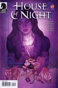 Cover Thumbnail for House of Night (Dark Horse, 2011 series) #5