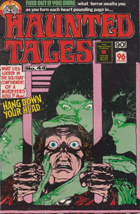 Cover Thumbnail for Haunted Tales (K. G. Murray, 1973 series) #44