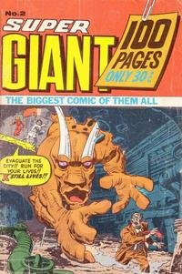 Cover Thumbnail for Super Giant (K. G. Murray, 1973 series) #2