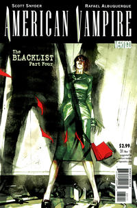 Cover Thumbnail for American Vampire (DC, 2010 series) #31