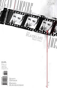 Cover for American Vampire (DC, 2010 series) #31 [Variant Cover by Jock]