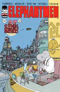Cover Thumbnail for Elephantmen (Image, 2006 series) #43