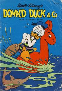 Cover Thumbnail for Donald Duck & Co (Hjemmet / Egmont, 1948 series) #25/1968