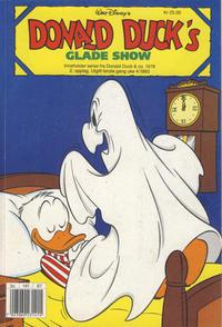 Cover for Donald Duck's Show (Hjemmet, 1957 series) #glade show [1993] [Reutsendelse]