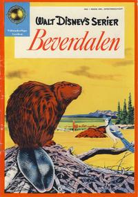 Cover Thumbnail for Walt Disney's serier Beverdalen (Hjemmet / Egmont, 1955 series)