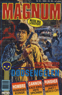 Cover Thumbnail for Magnum (Bladkompaniet / Schibsted, 1988 series) #10/1993