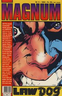 Cover Thumbnail for Magnum (Bladkompaniet / Schibsted, 1988 series) #11/1993