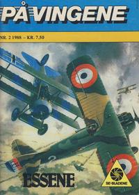 Cover Thumbnail for På Vingene (Serieforlaget / Se-Bladene / Stabenfeldt, 1963 series) #2/1988
