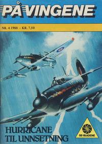 Cover Thumbnail for På Vingene (Serieforlaget / Se-Bladene / Stabenfeldt, 1963 series) #4/1988