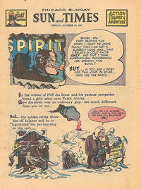 Cover Thumbnail for The Spirit (Register and Tribune Syndicate, 1940 series) #10/19/1947