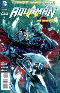 Cover Thumbnail for Aquaman (DC, 2011 series) #14