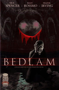 Cover Thumbnail for Bedlam (Image, 2012 series) #1