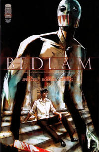 Cover Thumbnail for Bedlam (Image, 2012 series) #1 [2nd Printing Cover by Riley Rossmo]