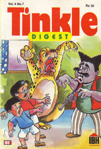 Cover Thumbnail for Tinkle Digest (India Book House, 1980 ? series) #91