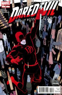 Cover Thumbnail for Daredevil (Marvel, 2011 series) #20 [Direct Edition]