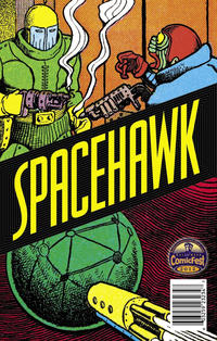 Cover Thumbnail for Spacehawk [Halloween ComicFest 2012] (Fantagraphics, 2012 series)