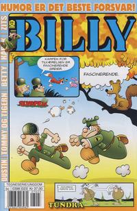 Cover Thumbnail for Billy (Hjemmet / Egmont, 1998 series) #23/2012