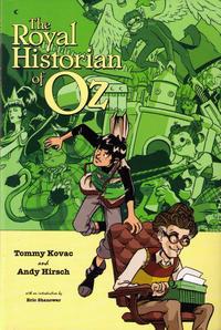 Cover Thumbnail for Royal Historian of Oz (Slave Labor, 2011 series) #[nn]