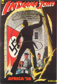 Cover Thumbnail for Indiana Jones (Edizioni L'Isola Trovata, 1985 series) #2