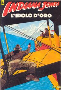 Cover Thumbnail for Indiana Jones (Edizioni L'Isola Trovata, 1985 series) #3