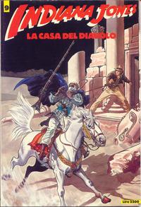 Cover Thumbnail for Indiana Jones (Edizioni L'Isola Trovata, 1985 series) #9