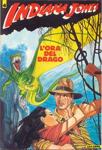 Cover Thumbnail for Indiana Jones (Edizioni L'Isola Trovata, 1985 series) #4