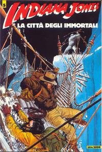 Cover Thumbnail for Indiana Jones (Edizioni L'Isola Trovata, 1985 series) #5