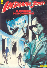 Cover Thumbnail for Indiana Jones (Edizioni L'Isola Trovata, 1985 series) #6