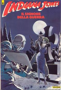 Cover Thumbnail for Indiana Jones (Edizioni L'Isola Trovata, 1985 series) #8