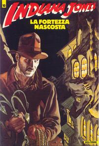 Cover Thumbnail for Indiana Jones (Edizioni L'Isola Trovata, 1985 series) #10