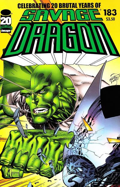 Cover for Savage Dragon (Image, 1993 series) #183