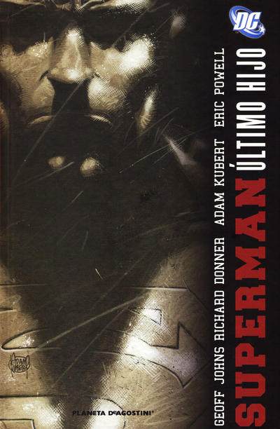 Cover for Superman de Geoff Johns (Planeta DeAgostini, 2011 series) #1 - Último Hijo