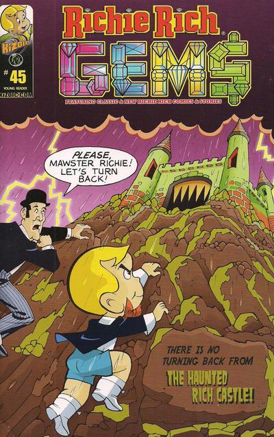 Cover for Richie Rich Gems (Ape Entertainment, 2011 series) #45