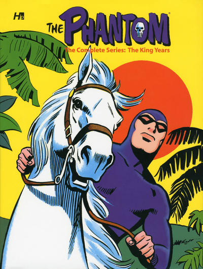 Cover for The Phantom: The Complete Series: The King Years (Hermes Press, 2012 series)